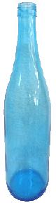 おしゃれなブルー瓶